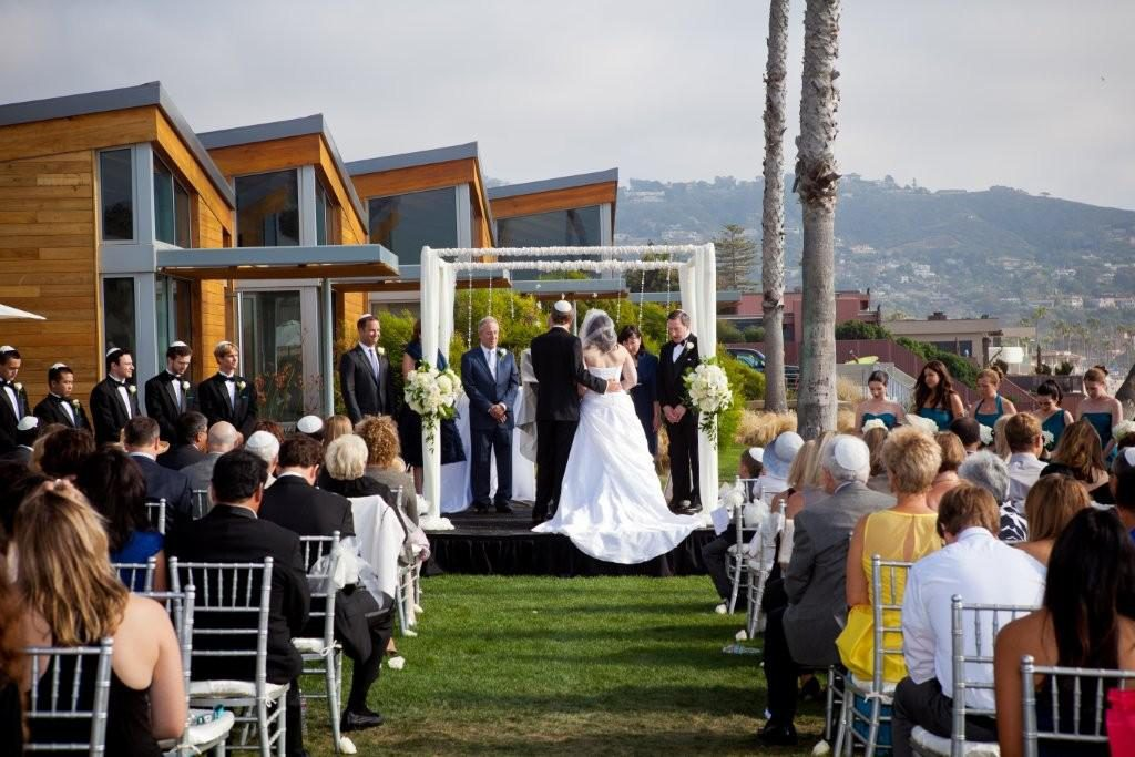 A beautiful day for a special wedding at The Forum in La Jolla.